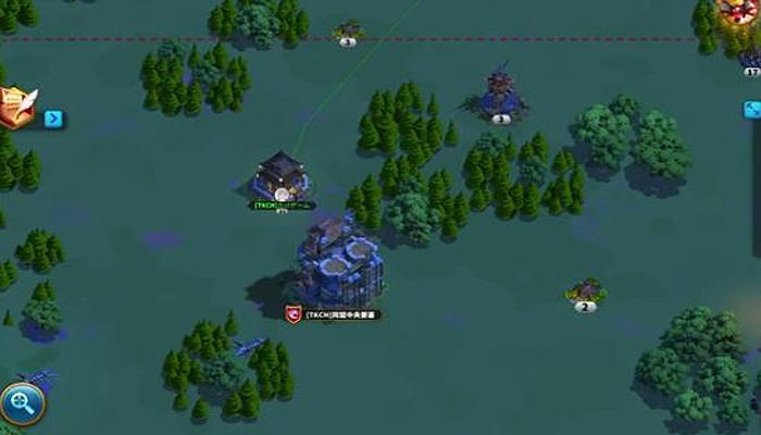 中央同盟要塞を建てよう