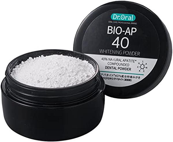 ドクターオーラル (Dr.Oral) Dr.オーラル ホワイトニングパウダー 天然アパタイト40% 配合 単品 26g